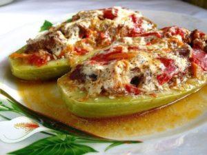 Как приготовить кабачки быстро и вкусно на сковороде