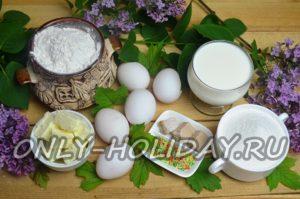 Ингредиенты для самого вкусного пасхального кулича