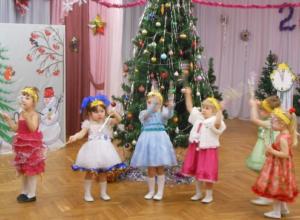 Новогодний утренник в средней группе детского сада, сценарий