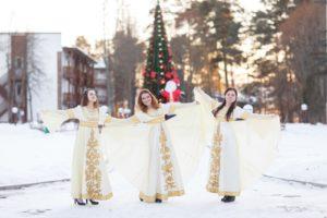 Где встретить Новый год в Екатеринбурге