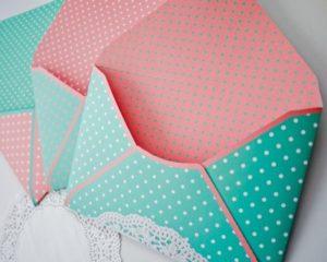 Новогодние конверты своими руками, шаблоны для распечатывания