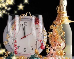 Красивые поздравления с Новым годом в прозе 2017
