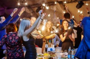 Где отметить корпоратив на Новый год 2017 виесте с коллегами