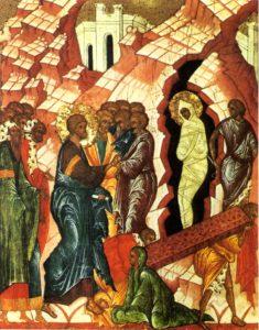 икона Лазаря
