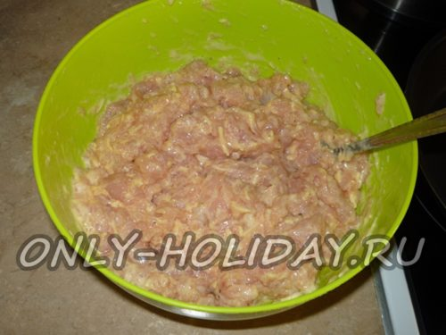 готовое тесто для оладий из филе