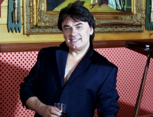 Александр Серов - биография, личная жизнь певца, фото, новости