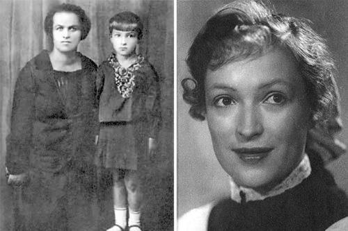 Клара Лучко биография личная жизнь семья муж дети фото