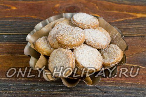 готовые печеньки с крахмалом
