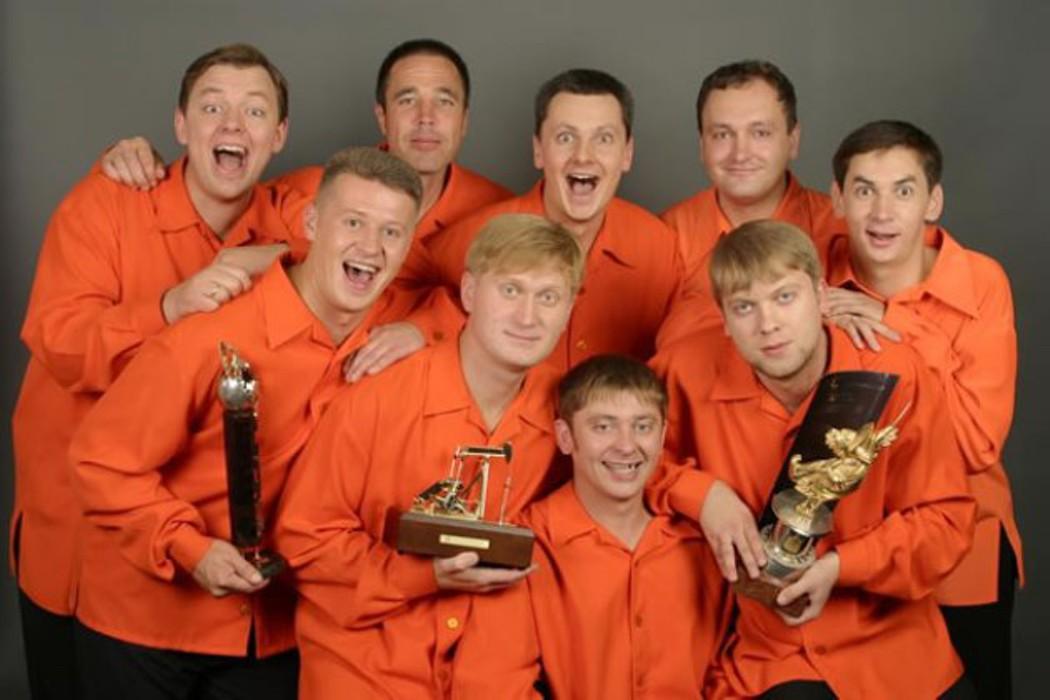команда Уральские пельмени