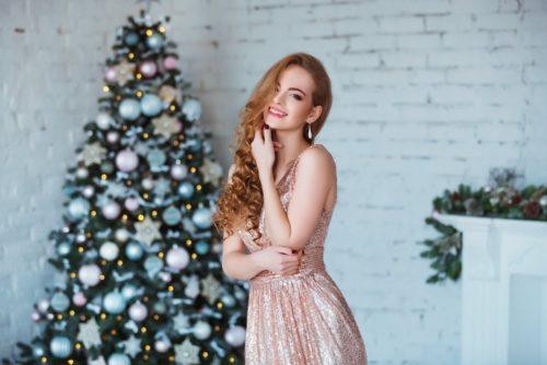 Платья на Новый год 2019 фото