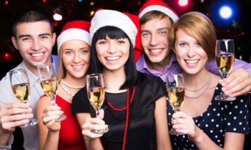 Короткие тосты на Новогодний корпоратив