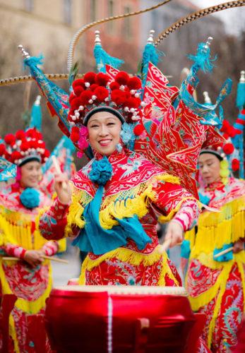 История китайского нового года