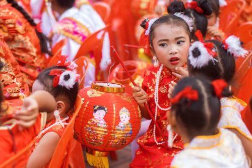 Как празднуют Новый год китайцы