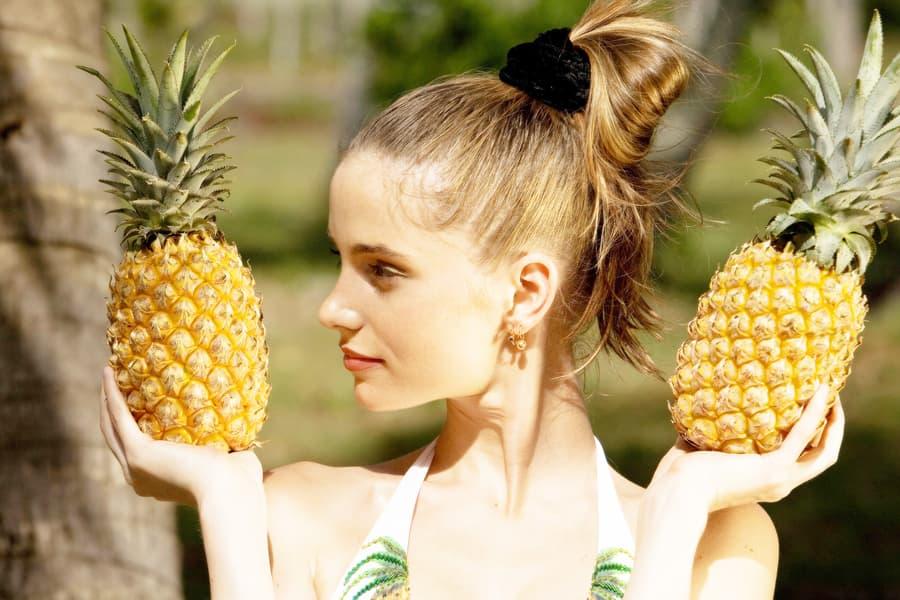 Как сохранить ананас