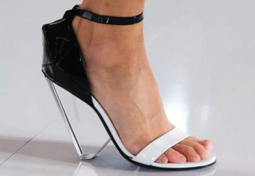 Модные тенденции босоножек в 2019