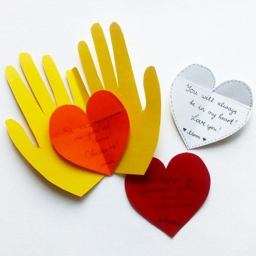 любящие руки
