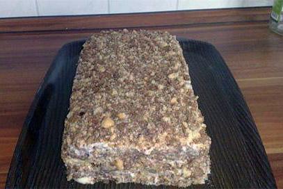 домашний рецепт торта новинка