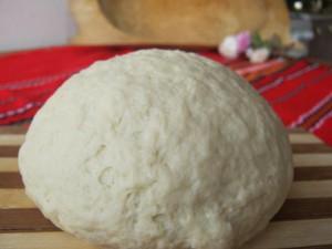 Рецепт теста для жареных пирожков на кефире