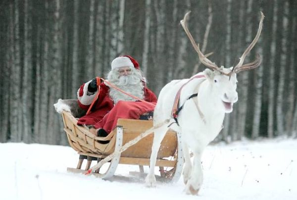 Незабываемый новогодний отдых в Финляндии