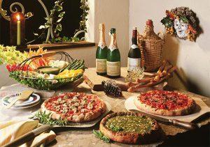 Новый год в итальянском стиле