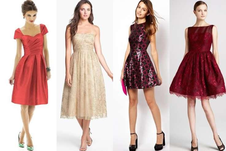 Платье на новый год 2015 своими руками