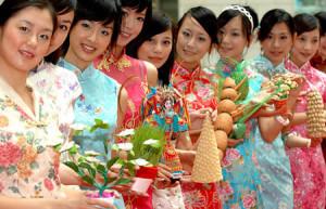 День всех влюбленных в Китае