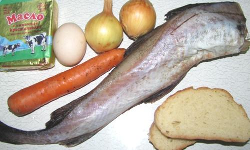 Как сделать рыбный фарш для котлет из минтая с