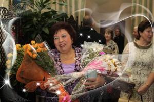 Сценарий юбилея 55 лет женщине, прикольный сценарий