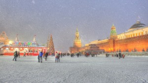 Где погулять в Москве на новогодние праздники 2016 года