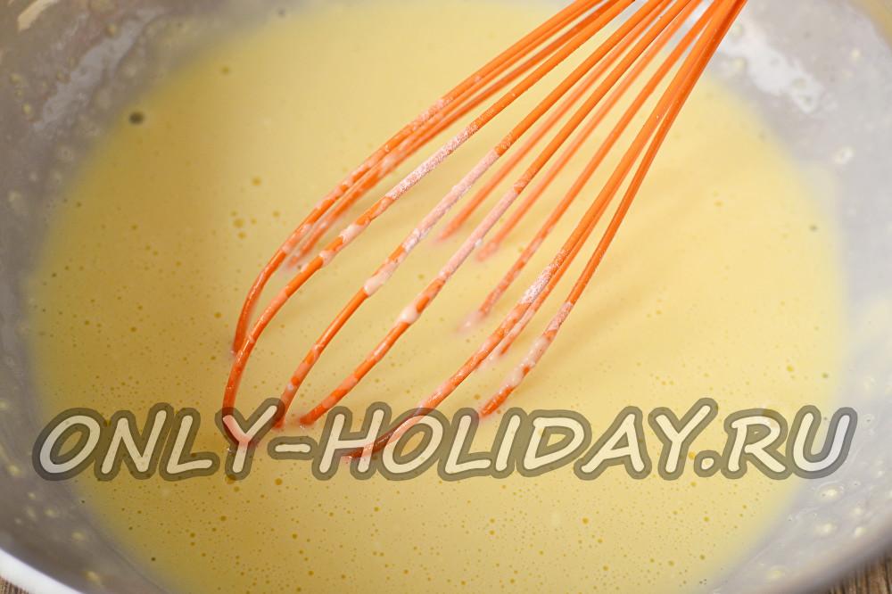 Как приготовить тесто для блинчиков на молоке
