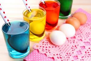 Когда и как красить яйца на Пасху 2017