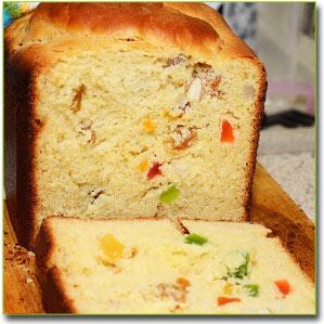 Пасхальный кулич, самый вкусный рецепт в хлебопечке