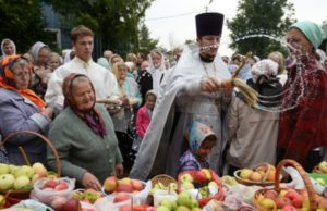 Яблочный Спас в 2016 году: традиции