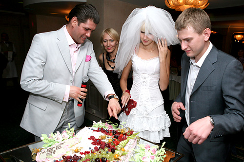 Сценарии свадьбы на вкм