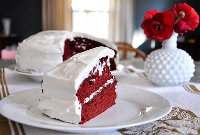 классический рецепт торта красный бархат пошагово с фото