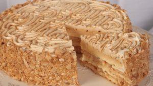 Торт «Киевский»- рецепт с фото пошагово в домашних условиях