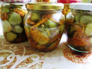 Огурцы по-корейски: рецепт самый вкусный