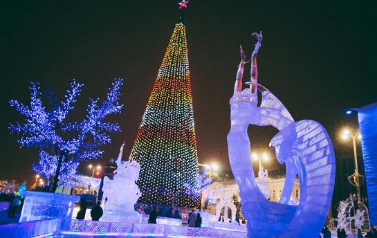 Где встретить Новый год 2017 в Екатеринбурге