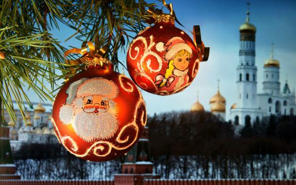 Детский новый год 2017 россия