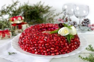 """Салат """"Гранатовый браслет"""", рецепты с фото на любой праздник"""