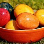 Когда красят яйца на Пасху, в какой день