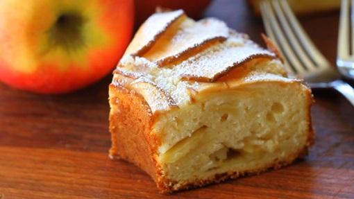 Шарлотка с яблоками апельсинами рецепт пошагово в духовке