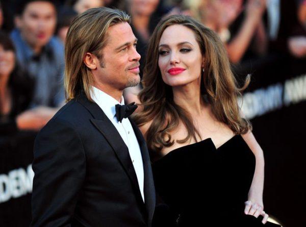 Последние новости про отношения Анджелины Джоли и Брэда Питта брэд питт и анджелина джоли последние новости